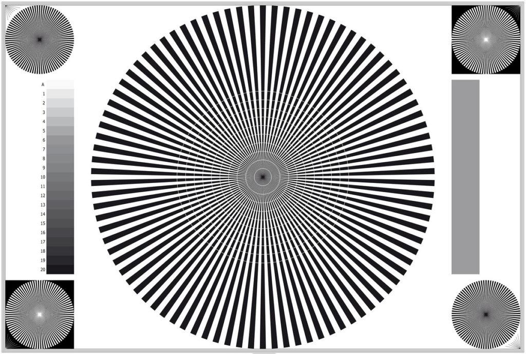 Проверка зрения на астигматизм